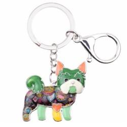 Tassenhanger / sleutelhanger hondje