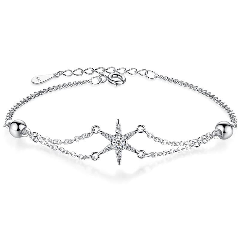 Armband met een ster