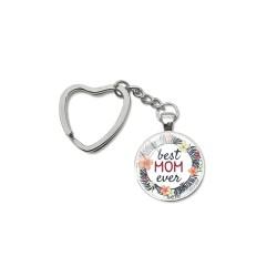Beste mama sleutelhanger